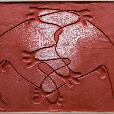 587 Gypsoglyphe