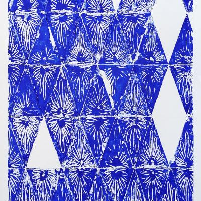 Tessellé 10,  Etude 2